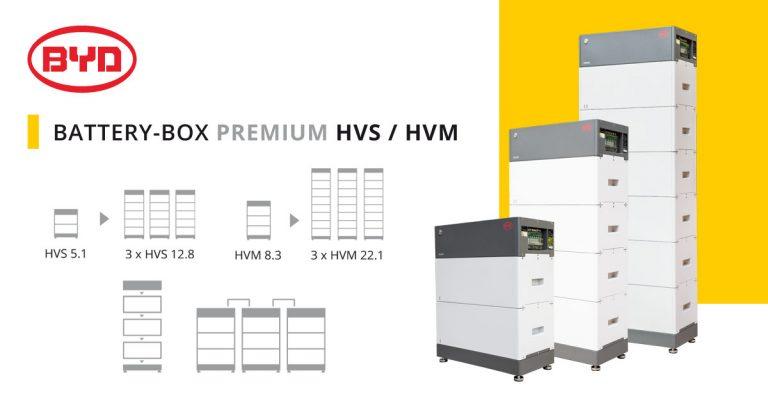 BYD Battery Box Premium